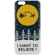 Flavr Case Ugly Xmas Sweater Believe for iPhone 6/ 6s mehrfarbig
