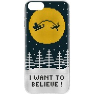 Flavr Case Ugly Xmas Sweater Believe for iPhone 7 mehrfarbig