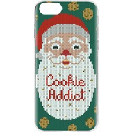 Flavr Case Ugly Xmas Sweater Cookie Addict for iPhone 7 mehrfarbig
