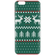 Flavr Case Ugly Xmas Sweater for iPhone 6/ 6s grün