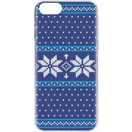 Flavr Case Ugly Xmas Sweater for iPhone 7 blau