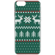 Flavr Case Ugly Xmas Sweater for iPhone 7 grün