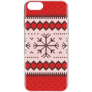 Flavr Case Ugly Xmas Sweater for iPhone 7 rot