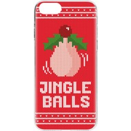 Flavr Case Ugly Xmas Sweater Jingle Balls for iPhone 7 mehrfarbig