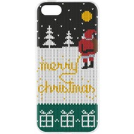 Flavr Case Ugly Xmas Sweater Yellow Snow for iPhone 5/ 5S/ SE colourful