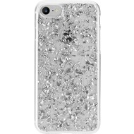Flavr iPlate Flakes for iPhone 6/ 6s/ 7 silber