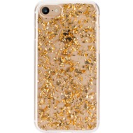 Flavr iPlate Flakes for iPhone 7 gold