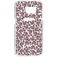 Flavr iPlate Flamingos for Galaxy S7 Edge mehrfarbig