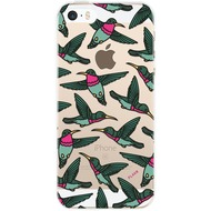 Flavr iPlate Hummingbirds for iPhone 5/ 5S/ SE colourful