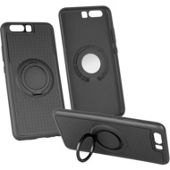 Fontastic Backcover Carry 4 in 1 schwarz komp. mit Huawei P10