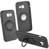 Fontastic Backcover Carry 4 in 1 schwarz komp. mit Samsung Galaxy A3 (2017)