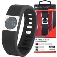 Fontastic BT Fitness-Uhr FontaFit 110 - Aktivitätstracker, Uhr, Nachrichterinnerung - schwarz