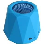 Fontastic Drahtloser Lautsprecher Isa blau mit integrierter Freisprecheinrichtung