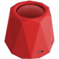Fontastic Drahtloser Lautsprecher Isa rot mit integrierter Freisprecheinrichtung