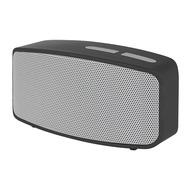 Fontastic Drahtloser Lautsprecher Swing schwarz mit integriertem FM Radio