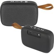 Fontastic Essential Essential Drahtloser Lautsprecher Hora sw /  silber mit integrierter Freisprecheinrichtung, TF-Slot
