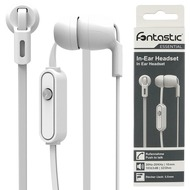 Fontastic Essential In-Ear Stereo-Headset weiß
