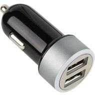 Fontastic Essential Essential Kfz-Ladeadapter Twin-USB 2.4A schwarz