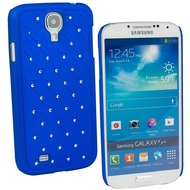 Fontastic Hardcover Diamond blau für Samsung Galaxy S4