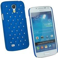 Fontastic Hardcover Diamond blau für Samsung Galaxy S4 Mini