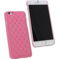 Fontastic Hardcover Diamond pink für Apple iPhone 6/ 6s