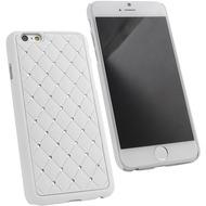 Fontastic Hardcover Diamond weiß für Apple iPhone 6/ 6s