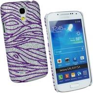 Fontastic Hardcover Flame lila für Samsung Galaxy S4