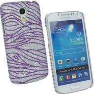 Fontastic Hardcover Flame lila für Samsung Galaxy S4 Mini