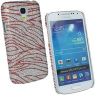 Fontastic Hardcover Flame rot für Samsung Galaxy S4 Mini