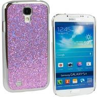 Fontastic Hardcover Glitter pink für Samsung Galaxy S4