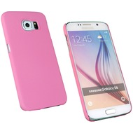 Fontastic Hardcover Pure pink für Samsung Galaxy S6
