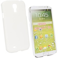 Fontastic Hardcover Pure weiß für Samsung Galaxy S4