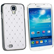 Fontastic Hardcover Spark weiß für Samsung Galaxy S4