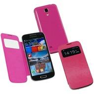 Fontastic Hardcover Window Plus pink für Samsung Galaxy S4 Mini