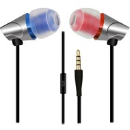 Fontastic in-Ear St-Headset S-420 3.5mm schwarz inkl. Nokia Adapter Kabel