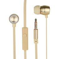 Fontastic In-Ear Stereo-Headset N330-R - 3.5mm - gold