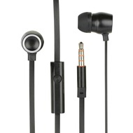 Fontastic In-Ear Stereo-Headset N330-R - 3.5mm - schwarz