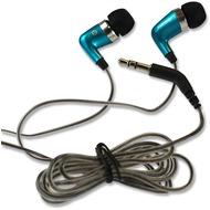 Fontastic In-Ear Stereo-Headset S-320n 3.5mm blau