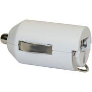 Fontastic Kfz-Ladeadapter Nano USB 2.1A weiß