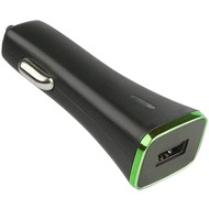 Fontastic KFZ-Ladeadapter Quick 3.0 USB 18W - schwarz Quick Charge 3.0 Klasse A