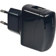 Fontastic Netzteil Prim Twin-USB 2.1A schwarz