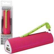 Fontastic Power Bank Kuna MicroUSB 2200mAh pink