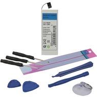 Fontastic Prime Extreme Energy Akku Austausch-Set, Akku + Werkzeug komp. Apple iPhone 5SE - 1630mAh