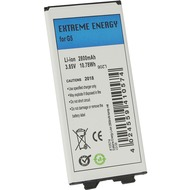 Fontastic Prime Extreme Energy Li-Ion 2800mAh komp. mit LG G5