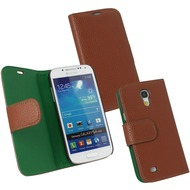 Fontastic PU Tasche Diary Noma braun für Samsung Galaxy S4 Mini