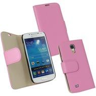 Fontastic PU Tasche Diary Noma pink für Samsung Galaxy S4 Mini