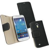Fontastic PU Tasche Diary Noma schwarz für Samsung Galaxy S4 Mini