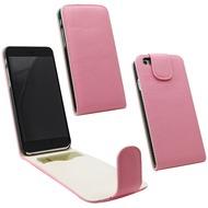 Fontastic PU Tasche Flip Noma pink für Apple iPhone 6+/ 6s+