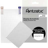 Fontastic Schutzfolie 1 Stück glänzend für Samsung Galaxy Tab 4 10.1