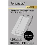 Fontastic Schutzglas 1 Stück für Sony Xperia Z3+
